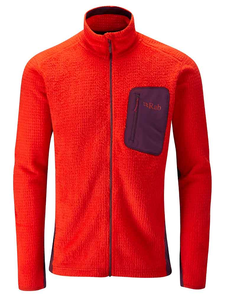 Sam Shaheen reviews the Rab Alpha Flash Jacket for Blister