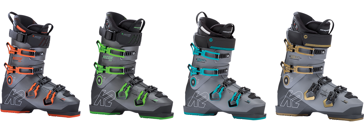 Cy Whitling and Jonathan Ellsworth review the K2 Recon 130 ski boot for Blister