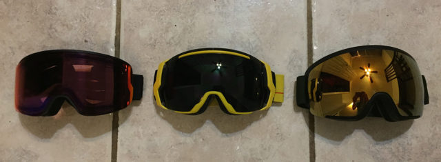 Luke Koppa reviews the Giro Axis goggle for Blister