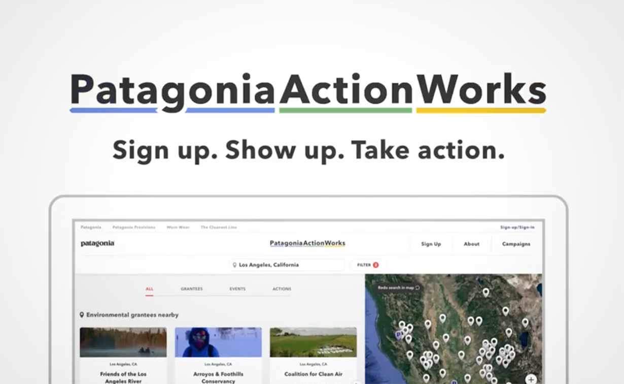 Patagonia Action Works, Blister Review