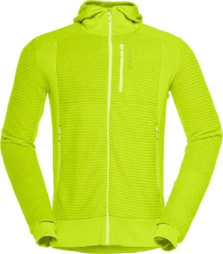 Luke Koppa reviews the Norrona Lofoten Alpha Raw Zip Hoodie for Blister