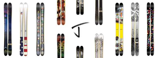 J Skis, Blister Gear Giveaway