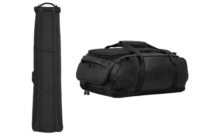 Douchebag Ski Bag and Carryall 40L Duffel, Blister Gear Giveaway