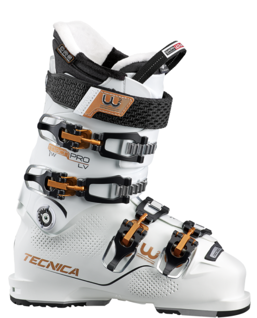 Kristin Sinnott reviews the Tecnica Mach1 Pro W LV for Blister