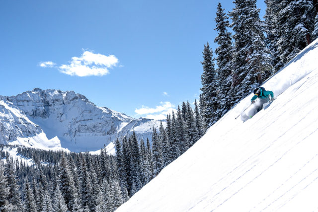 Blister Photo Gallery from Telluride, CO