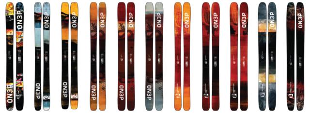 ON3P Skis 18/19 Lineup (Ep.12)
