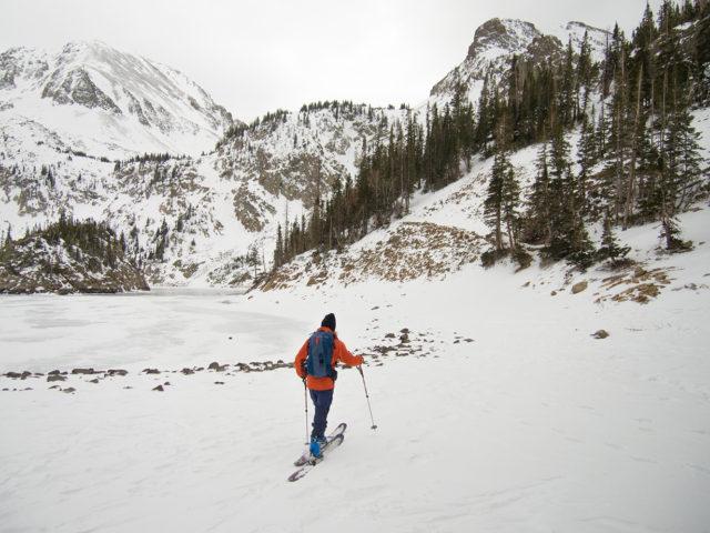 Luke Koppa reviews the Mystery Ranch Saddle Peak pack for Blister