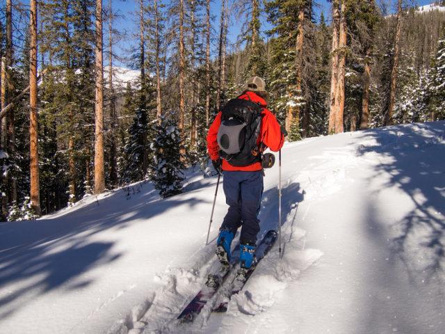 Luke Koppa and Sam Shaheen review the Scott Backcountry Guide AP 30 Kit for Blister