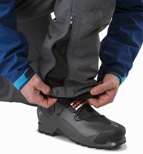 David Steele reviews the Arc'teryx Procline FL pant for Blister