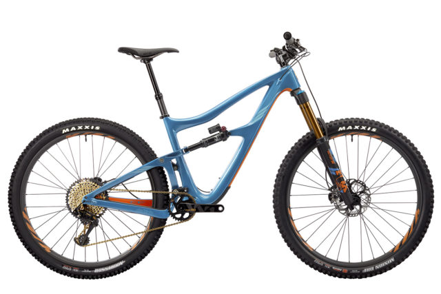 Blister previews the Ibis Ripmo