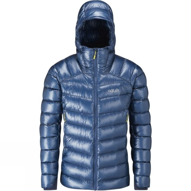 Sam Shaheen reviews the Rab Zero G Jacket for Blister