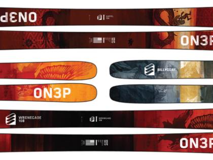 Win a Custom ON3P Ski