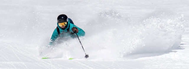 Blister talks about reviewing 18-19 skis at Telluride on the blister GEAR:30 podcsat.