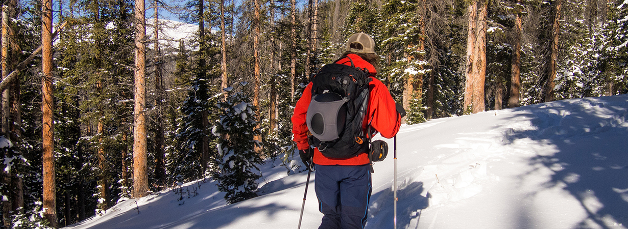 Luke Koppa and Sam Shaheen review the Scott Backcountry Guide AP 30 Kit for Blister