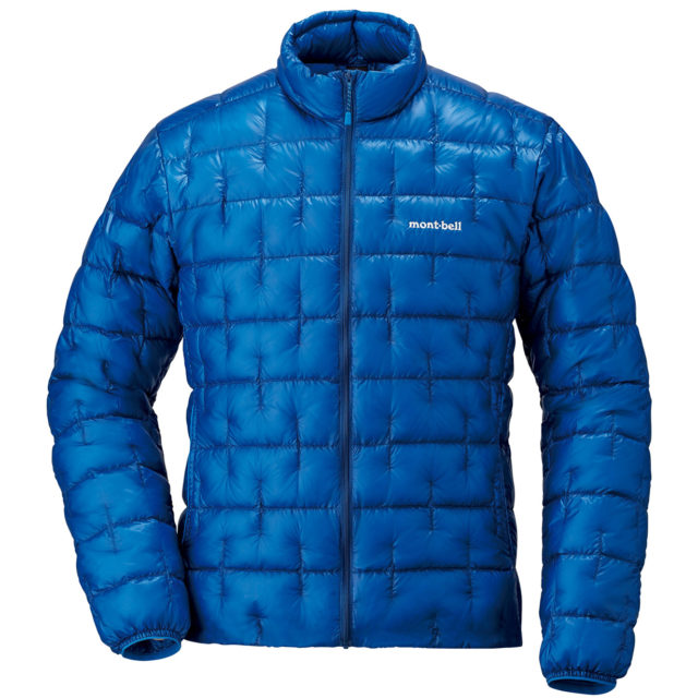 Dave Alie reviews the Mont Bell Plasma 1000 Down Jacket for Blister