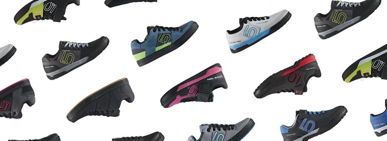 Win men's and women's 5.10 mountain bike shoes, Blister Gear Giveaway