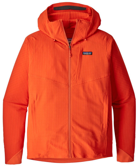 Sam Shaheen reviews the Patagonia R1 TechFace Hoody for Blister