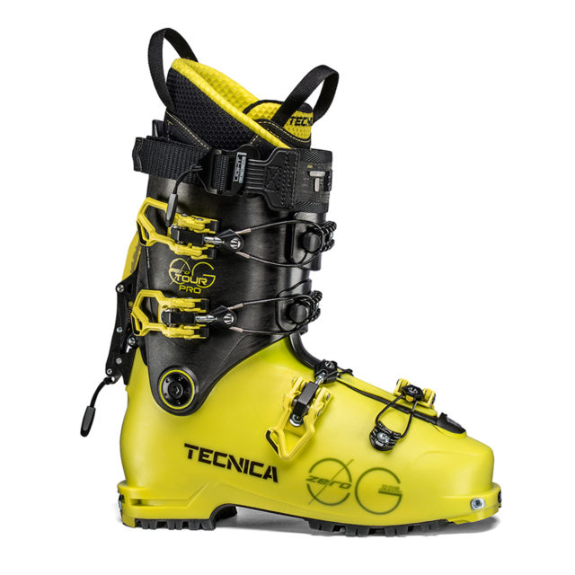 Jonathan Ellsworth reviews the Tecnica Zero G Tour Pro for Blister