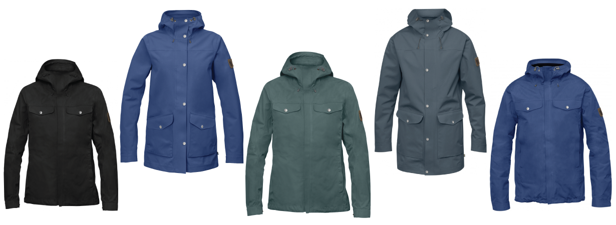 Win a Men's or Women's Fjallraven Greenland Jacket