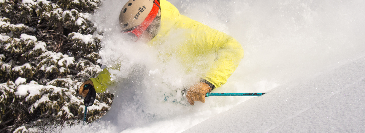 Ski Terms, Blister Review
