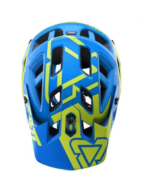 Xan Marshland reviews the Leatt DBX 3.0 Enduro helmet for Blister