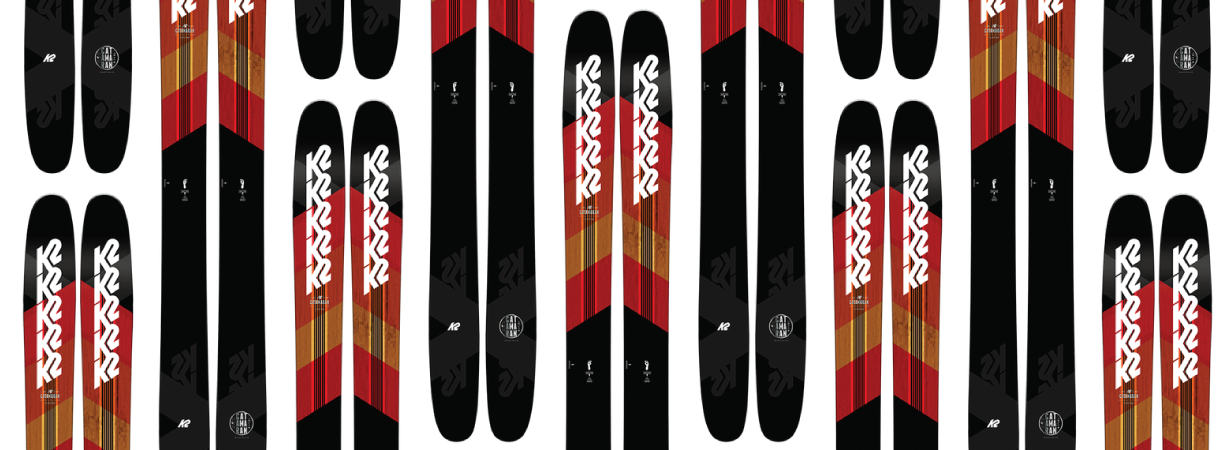 Win K2 Catamaran Skis, Blister Gear Giveaway