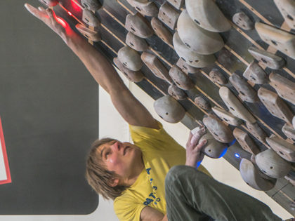Tension Climbing's Will Anglin & Ben Spannuth, Part 1 (Ep.9)