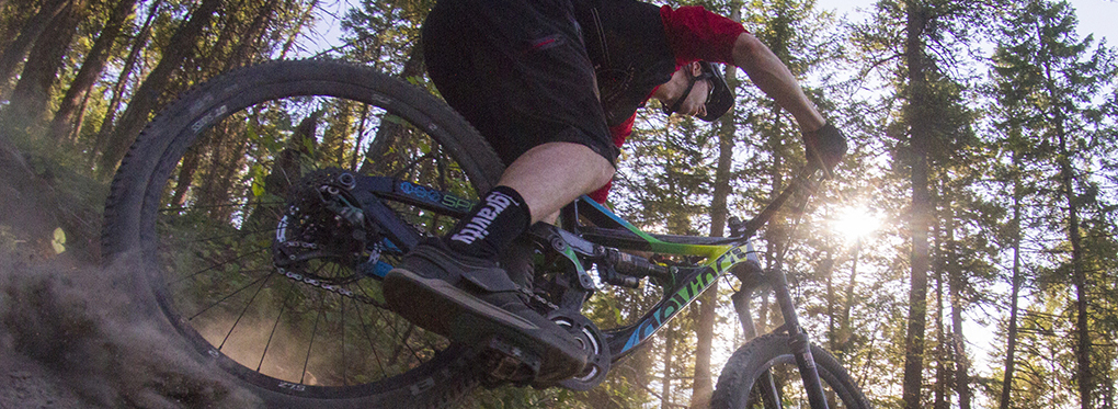 Mountain Bike Tires 101 - Blister Review