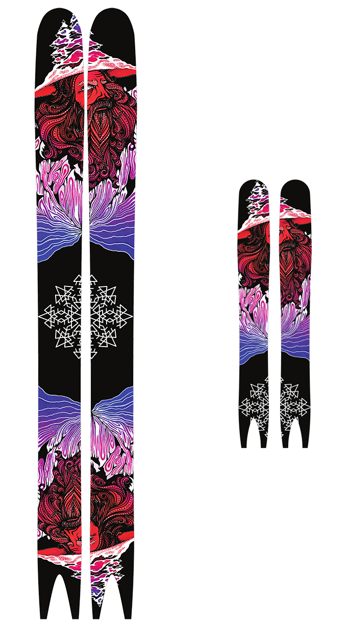 Sego Skis on the Blister Podcast