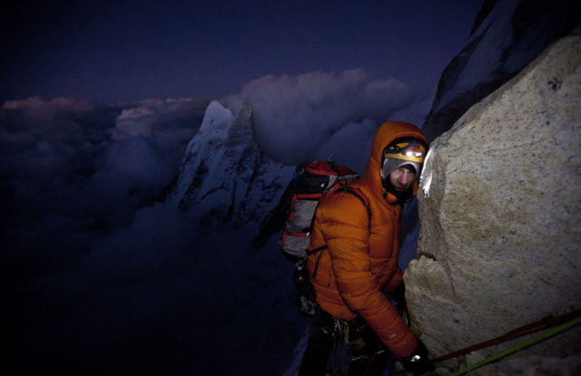 Renan Ozturk, MOUNTAIN film, Blister Podcast