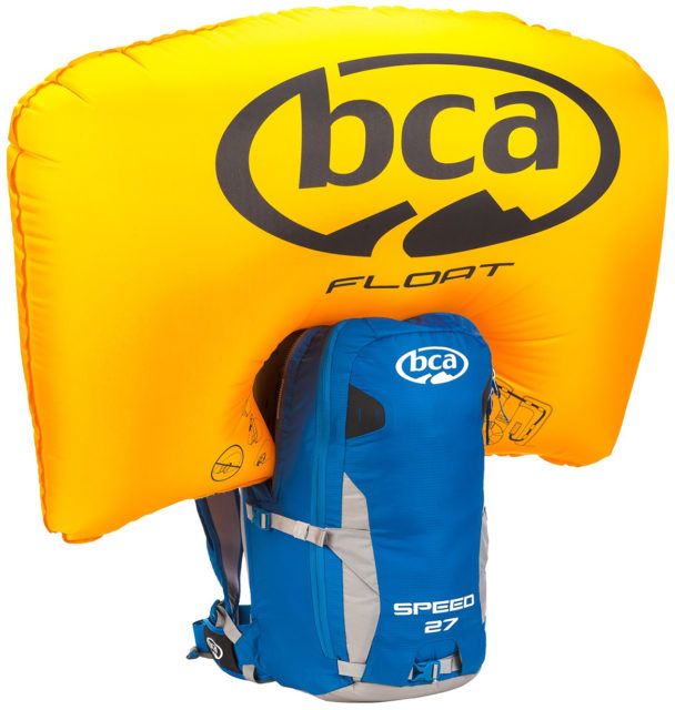 Brian Lindahl reviews the BCA Float 27 Speed Avalanche Airbag for Blister
