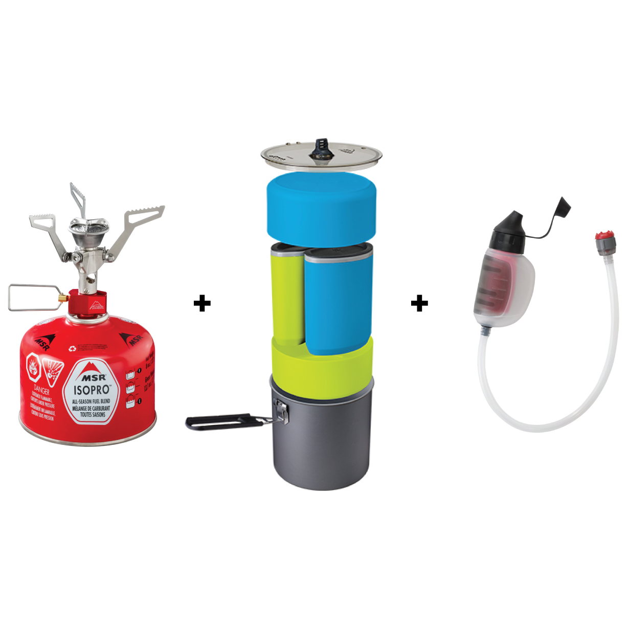 Win a MSR Pocket Rocket 2, Trail Lite Duo Cook Set, and TrailShot Filter, Blister Gear Giveaway