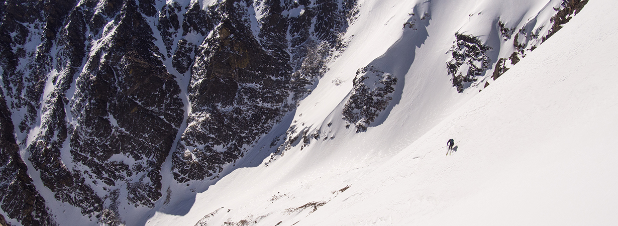 Why Spring Skiing is the best, Blister