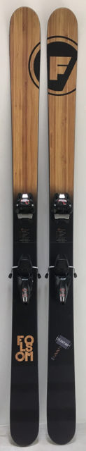 Blister reviews The Hammer from Folsom Skis