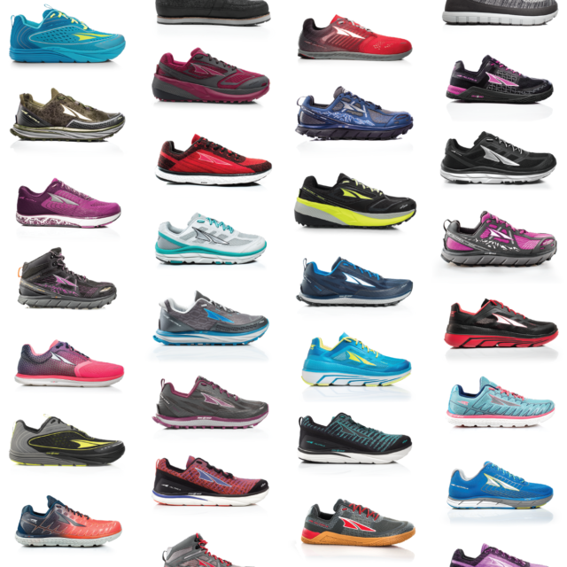 Win Men's & Women's Shoes from Altra, Blister Gear Giveaway