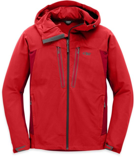Matt Zia reviews the Outdoor Research Ferrosi Summit Hooded Jacket for Blister