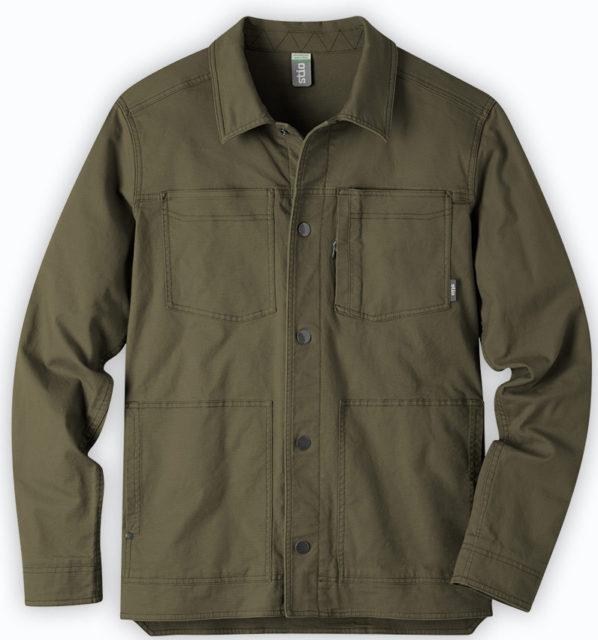 Sam Shaheen reviews the Stio Ralston Canvas Jacket for Blister