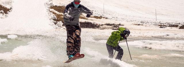 Spring Ski Testing - GEAR:30