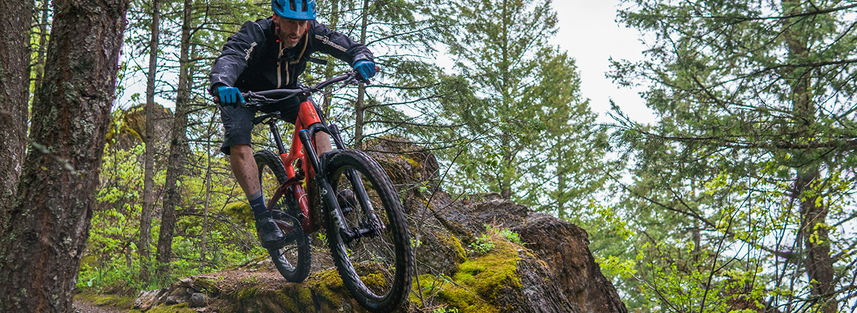 Noah Bodman reviews the Ibis Mojo HD4 for Blister