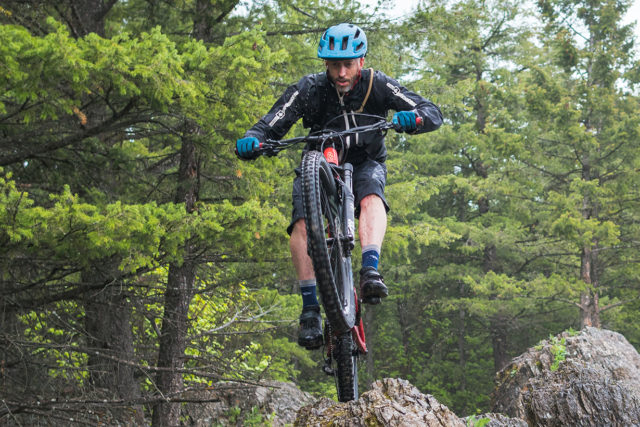 Noah Bodman reviews the Sweet Protection Dissenter Helmet for Blister