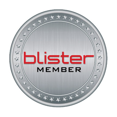 Blister Membership Badge