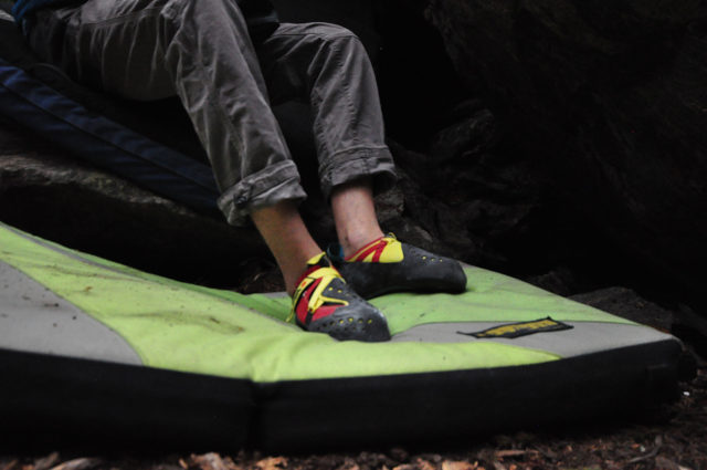 Ben Firth reviews the Scarpa Furia S for Blister