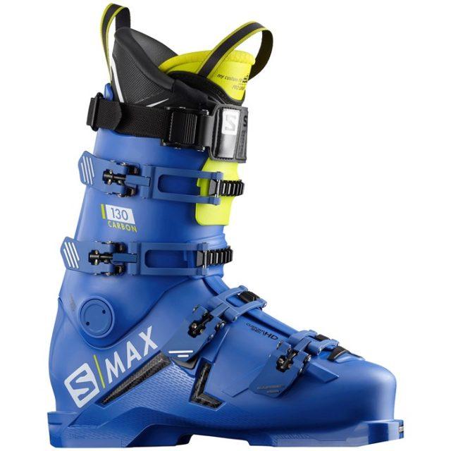 Jonathan Ellsworth reviews the Salomon S/Max 130 and Salomon S/Max 130 Carbon for Blister
