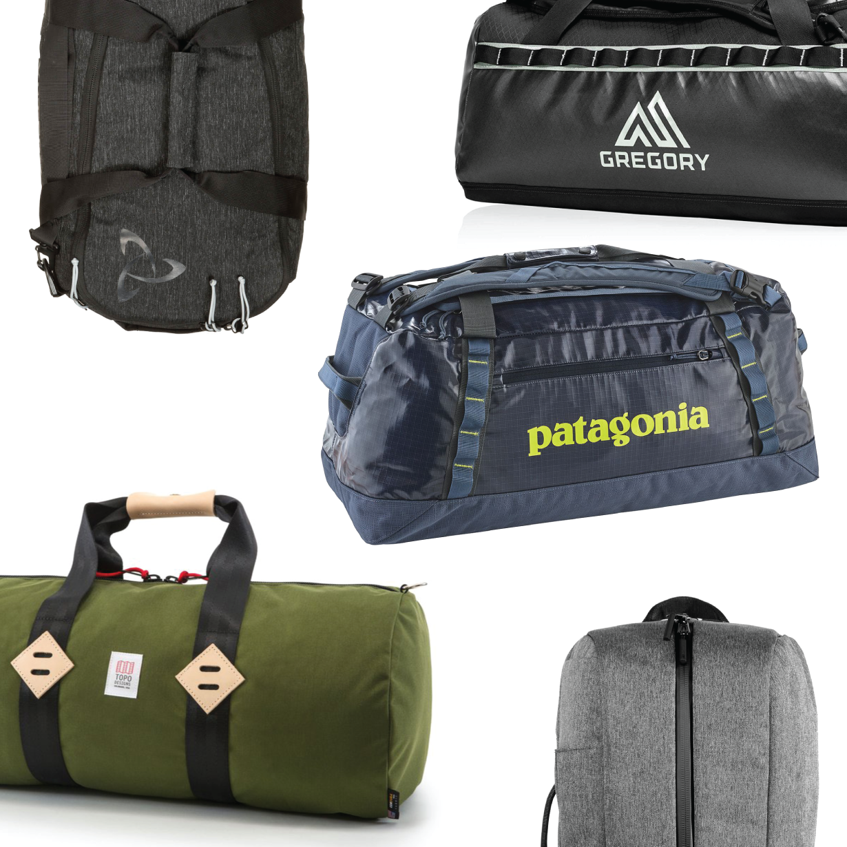 Blister's Duffel Bag Roundup — 2018