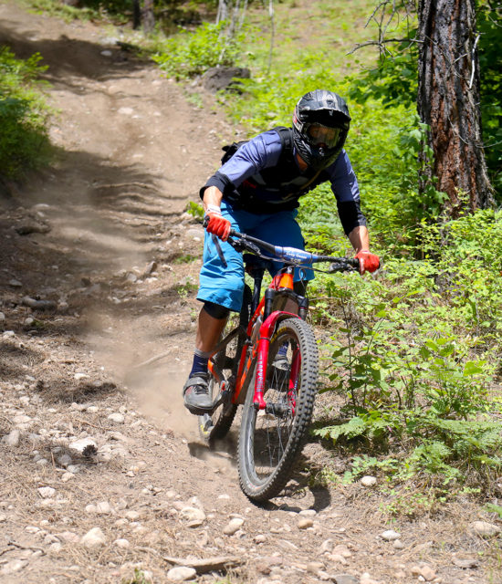 Noah Bodman's Trans BC Enduro Stage Race Recap on Blister
