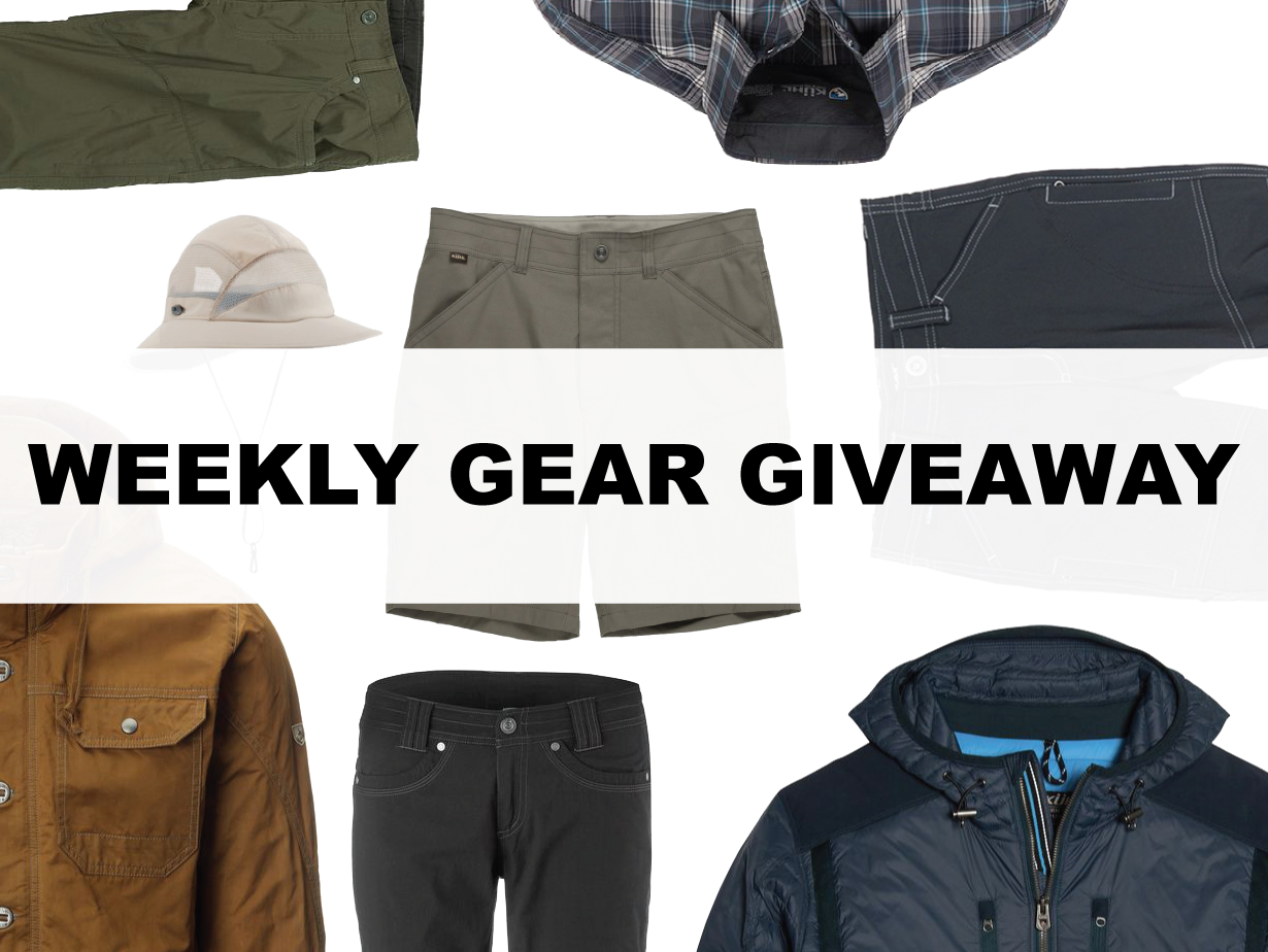 Win a Kuhl Gift Card & Sun Dagger Hat, Blister Gear Giveaway