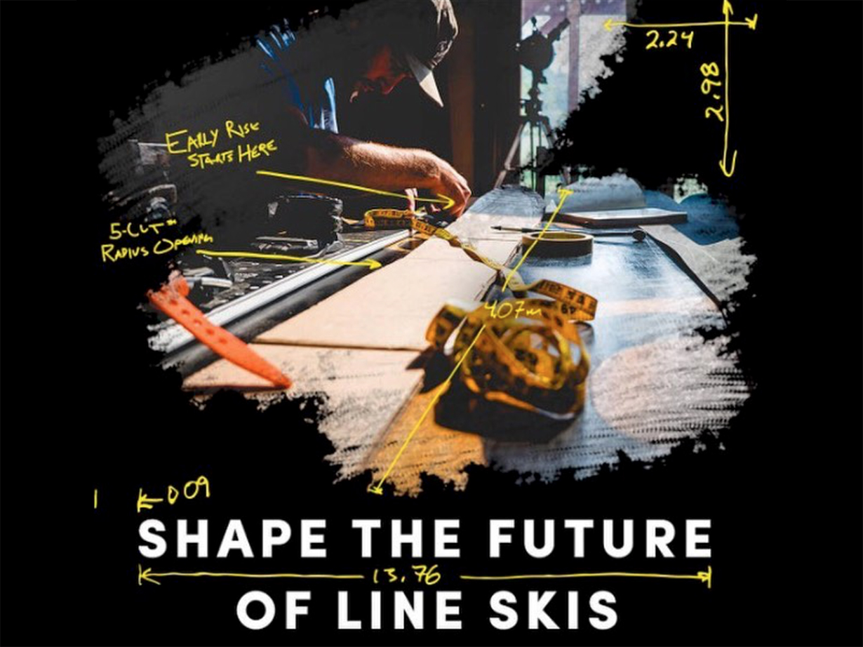 LINE Skier Survey, Blister Review