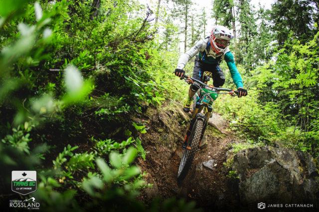 Trans BC Enduro Stage Race Bike Check, Noah Bodman on BlisterTrans BC Enduro Stage Race Bike Check, Noah Bodman on Blister