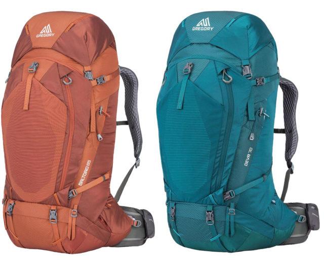 Win A Gregory Baltoro or Deva Backpack, Blister Gear Giveaway