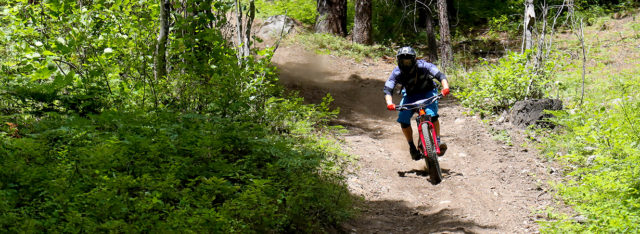 Noah Bodman's Trans BC Enduro Stage Race Recap on Blister